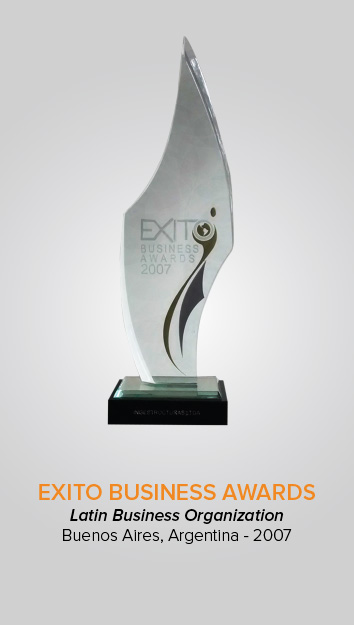Exito Business Awards