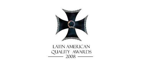 Latin American Quality Awards 2008