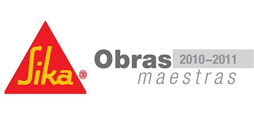 Obras Maestras Sika 2010 – 2011