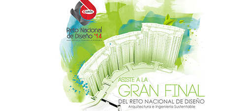Reto Nacional de Diseño Arquitectura e Ingeniería Sustentable 2014 – ITESO