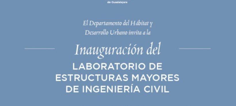LABORATORIO DE ESTRUCTURAS MAYORES - ITESO